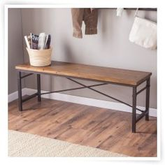 Belham Living Townsend Backless Bench