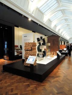 In the Furniture Gallery, Victoria and Albert Museum   Flickr - Photo Sharing!