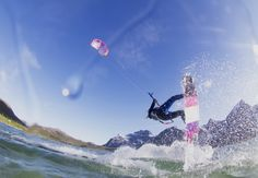 Very pretty! Back to Lofoten ‪‪#‎RRD‬ #kitesurfing #kiteboarding #travel #norway - actiontripguru.com