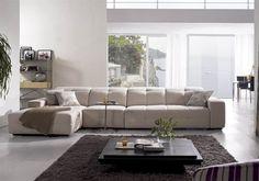 Sirna Living Room Sectional Sofa