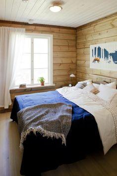 Ikkunalaudat ja seinät <3 Akusti - Makuuhuone   Asuntomessut