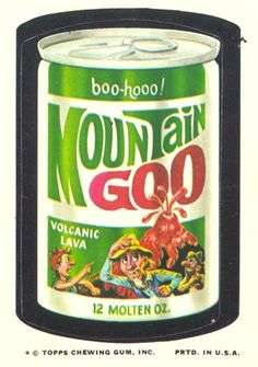 Remember when Mountain Dew was more of a country hick and less of an urban hipster?