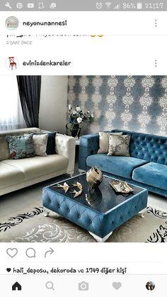 Home Decor Furniture, Sofa Furniture, Luxury Furniture, Living Room Furniture, Living Room Decor, Furniture Design, Bedroom Decor, Living Room Sofa Design, Living Room Designs