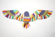 BIRDS - Lydia Shirreff