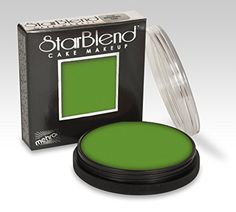 Starblend Cake Wetdry Makeup By Mehron Green 2 Ounces ** Continue to the product at the image link. Note: It's an affiliate link to Amazon