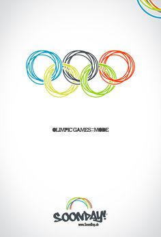 Olympic Games :: Mode  :: www.SoonDay.ch