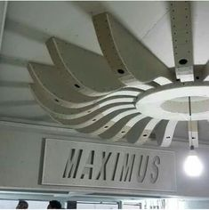 Get amazing Ceiling Design for your home, office and any building of your choice Gypsum Ceiling Design, House Ceiling Design, Ceiling Design Living Room, Bedroom False Ceiling Design, False Ceiling Living Room, Tv Wall Design, Ceiling Light Design, Ceiling Decor, Interior Design Living Room