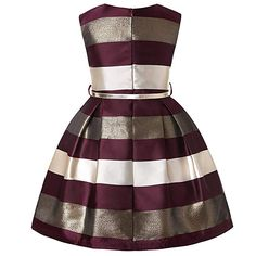 081f56fe0fb0 Price:$12.98 - $19.98 Amazon.com: LLQKJOH Girl Dress Kids Ruffles Lace  Party Wedding Bridesmaid Dresses: Clothing