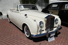 1959 Rolls-Royce Silver Cloud I Drophead Coupe, Body by James Young