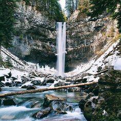 Bandywine Falls, Squamish, BC 🇨🇦