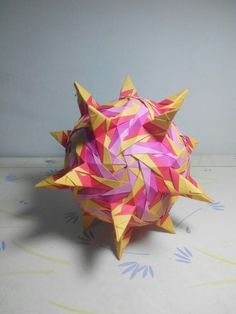 150926 Truncated dodecahedron triangle x20 ,decagon x12