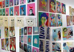 les petites têtes de l'art: Bravo les enfants pour cette belle expo 2015 !