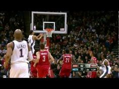 NBA Top 10 Alley-Oops of 2011-2012