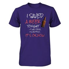 I Saved a Beer Tonight | Represent