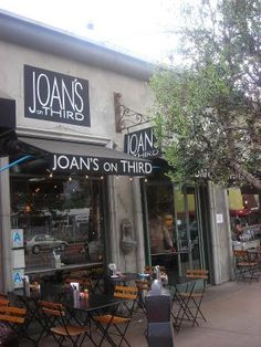 Joan's on Third located at 8350 West Third Street in Los Angeles