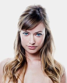 Olivia Wilde as Claire Nichols Rawlings in the Consequences series by Aleatha