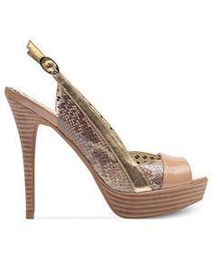 Jessica Simpson Shoes, Blossom Platform Pumps - Pumps - Shoes - Macy's