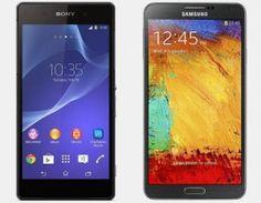 Samsung Galaxy Note 3 vs Sony Xperia Z2: What Sets Them Apart [VIDEO]