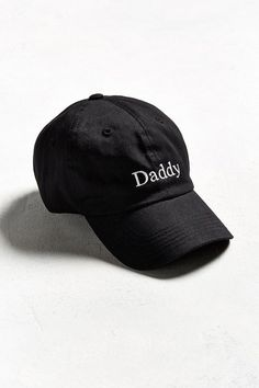 ba9a14725c5 Shop Daddy Baseball Hat at Urban Outfitters today. We carry all the latest  styles