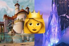 It's time to live like royalty. I'll live in Elsa' s ice castle