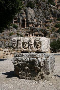 Myra, Demre, Antalya, Türkiye