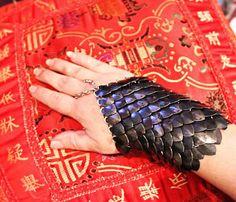 dragon scale bracelet - Google Search