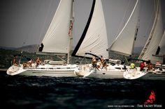 Yacht Week...   Croatia
