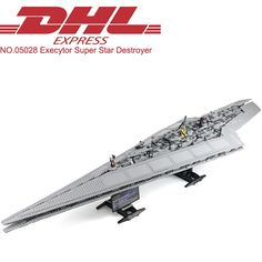 (115.23$)  Buy here - http://aiv6u.worlditems.win/all/product.php?id=32794605888 - Lepin Star Wars Figures Execytor Super Star Destroyer Model Building Kits Blocks Bricks Toys For Children Compatible With 10221