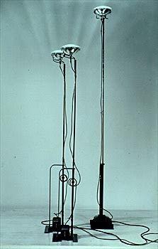 Toio lamp by Castiglioni