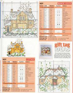 Gallery.ru / Фото #38 - Cross Stitch Card Shop 15 - WhiteAngel