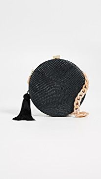 b22b4521a Serpui Marie Adele Round Clutch Mary, Evening Bags, Chain, Purses, Pocket,