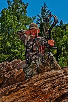 bowhunting, bow shooting, hunting tips, bow and arrow
