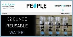 People Water | 23 Charitable Companies That Actually Give Back