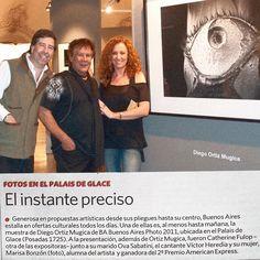 DIARIO CLARÍN, B.A.PHOTO 2011, PALAIS DE GLACE, PREMIO AMEX EXPRESS VÍCTOR HEREDIA Y DIEGO ORTIZ MUGICA