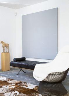 modern interiors design mid century ingrao ( I love the simplicity.)art