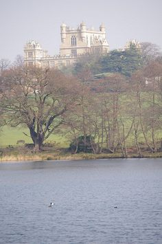 Wollaton Park, Nottingham, England my husband's home town visited Wollaton many times Nottingham Trent University, Traveller's Tales, Nottingham Uk, Homes England, Im Coming Home, England Ireland, Glass Houses, Good Old Times, Yoko