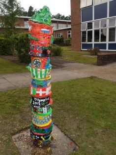 UK totem pole project 1
