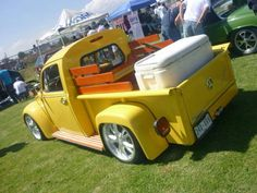 "Beetle pick-up ""truck"""