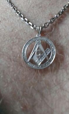 Masonic Silver, Jewelry, Jewlery, Jewerly, Schmuck, Jewels, Jewelery, Fine Jewelry, Jewel