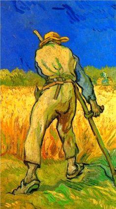 Vincent van Gogh ✏✏✏✏✏✏✏✏✏✏✏✏✏✏✏✏ ARTS ET PEINTURES - ARTS AND PAINTINGS ☞ https://fr.pinterest.com/JeanfbJf/pin-peintres-painters-index/ ══════════════════════ Gᴀʙʏ﹣Fᴇ́ᴇʀɪᴇ ﹕☞ http://www.alittlemarket.com/boutique/gaby_feerie-132444.html ✏✏✏✏✏✏✏✏✏✏✏✏✏✏✏✏