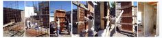 Proceso de #ejecución muroportante de #Hormigón Armado #EnObra #InProgress #proyectarq #arquitectura