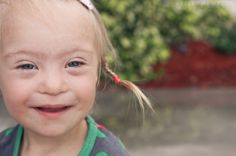 Happy World Down Syndrome Awareness Day.    It is amazing what can happen when you open your eyes to the world around you. It is amazing to be afraid--to feel it, to acknowledge it, to face it head on. And oh, Good Lord, is it ever amazing to be transformed by love in a way that awakens parts of you that needed to come alive.