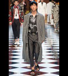 PRINTEMPS-ÉTÉ 2017  Dolce & Gabbana