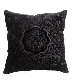 Velvet Cushion Cover | Product Detail | H&M US