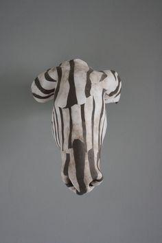 "Cathy Butcher #ceramics [""heads""]"