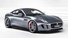 The Jaguar C-X16 concept...oooooohh