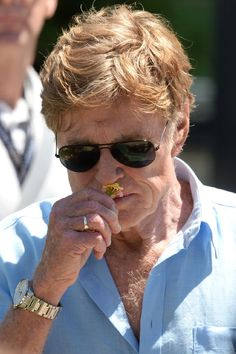 Robert Redford at event of All Is Lost