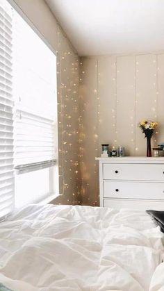 Room Ideas Bedroom, Home Bedroom, Decor Room, Bedroom Decor, Bedrooms, Bedroom Inspo, Aesthetic Room Decor, Cozy Aesthetic, Cozy Room