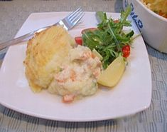 Great Family Fish Pie Recipe. My toddler loved it!