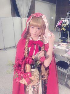 Kyary Pamyu Pamyu / きゃりーぱみゅぱみゅ - Little Red Riding Hood 赤ずきんちゃん